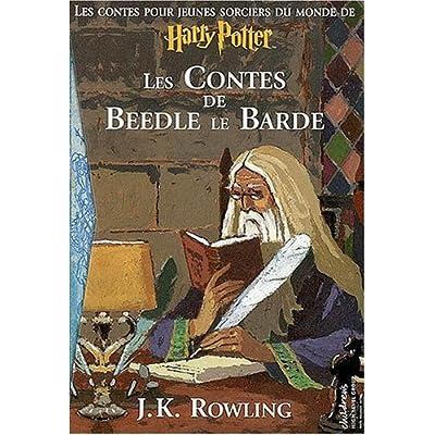 [Livre] Les Contes de Beedle le Barde (J.K. Rowling) 615Nv3ZuslL._SS400_