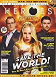 img - for Heroes Reborn Magazine Issue 2 January/February 2016 book / textbook / text book