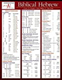 Biblical Hebrew Laminated Sheet (Zondervan Get an A! Study Guides) (031026295X) by Pratico, Gary D.