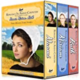 Romance In Amish Country Series Boxed Set: 1-3 Naomi's Story; Miriam's Story; Ruth's Story