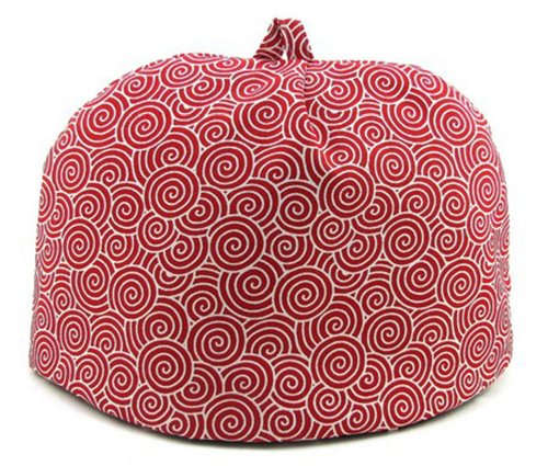 New Traditional English Dome Tea Cozie Fully Lined in a Contrast Fabric Made in the USA Fabulous Qua...