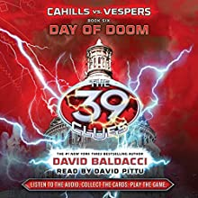 39 Clues: Cahills vs. Vespers: Book 1: The Medusa Plot (       UNABRIDGED) by Gordon Korman Narrated by David Pittu