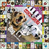 USAopoly 110736 Dog Lover's Monopoly