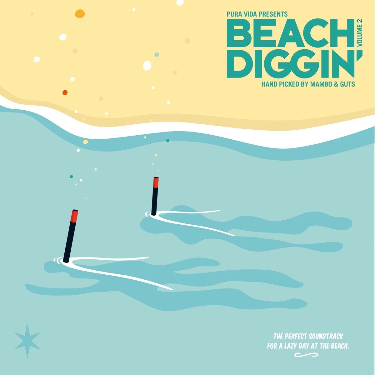 VA - Beach Diggin Volume 2 (HS112CD)-CD-2014-TR Download