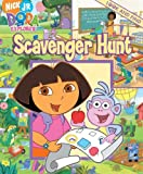 Look and Find: Dora the Explorer, Scavenger Hunt