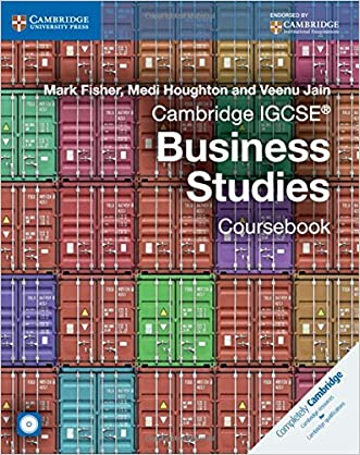 Cambridge IGCSE® Business Studies Coursebook with CD-ROM (Cambridge International IGCSE)