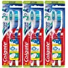 Colgate - Brosse � Dents Triple Action - Medium - Lot de 3- mention aleatoire