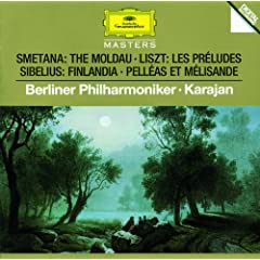 Smetana: The Moldau (From M� Vlast) - Allegro. The First Source Of The Moldau - The Second Source - Woods; Hunt; L'istesso tempo ma moderato. Peasant Wedding; L'istesso tempo. Moonlight