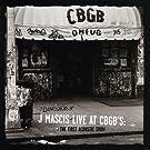 J Mascis Live at CBGB's:First