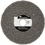 Scotch-Brite(TM) Multi-Finishing Wheel, Silicon Carbide, 6000 rpm, 6 Diameter x 1 Width, 1 Arbor, Medium Grit (Pack of 1)