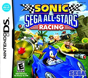 Sonic All Star Racing - Nintendo DS
