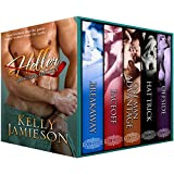 Heller Brothers Hockey - A Five Book Hockey Romance Collection