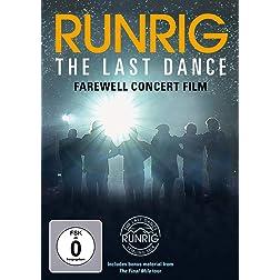 Last Dance: Farewell Concert Film