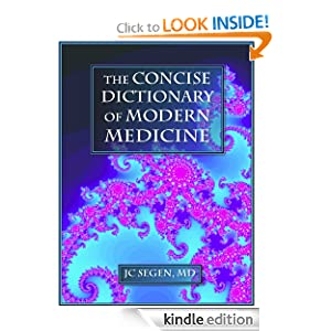 Concise Dictionary of Modern Medicine