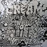 WHEELS OF FIRE (BONUS TRACK) ( Cream