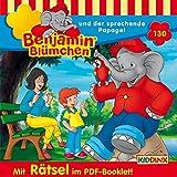Folge 130 - Benjamin Blümchen und der sprechende Papagei