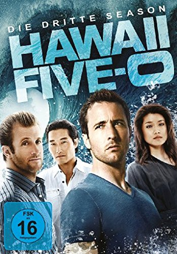 Hawaii Five-0 - Die dritte Season [7 DVDs]