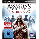 "Assassin's Creed Brotherhood (uncut)von ""Ubisoft"""