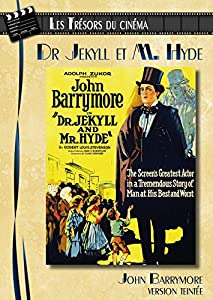 Les Trésors du cinéma : John Barrymore - Dr Jekyll et Mr Hyde - Version Teintée