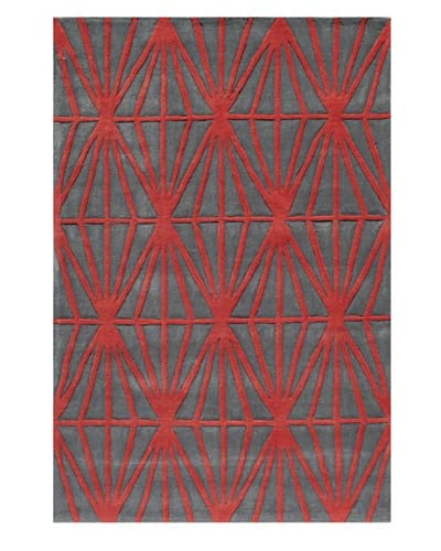 Momeni Bliss Rug, Red, 8' x 10'