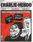 CHARLIE HEBDO N�374 - DOUBLE ETIQUETA...