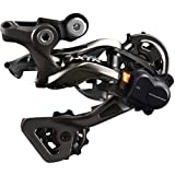 SHIMANO XTR 9000 Rear Derailleur - SGS Null Null (Color: Black, Tamaño: Long Cage)