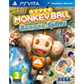 Super Monkey Ball: Banana Splitz (PS Vita)