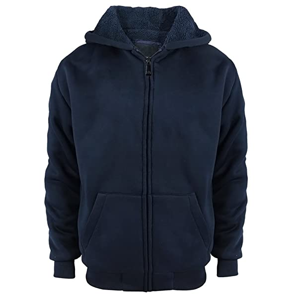 Southpole Little Boys Kids Tech Fleece Hooded Fullzip