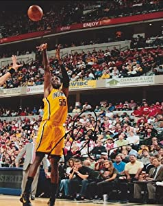 Roy Hibbert Autographed  Hand Signed Indiana Pacers 8x10 Photo
