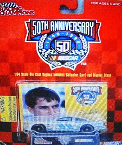 Racing Champions BUCKSHOT JONES 1998 Nascar 50th Anniversary-Signature Driver Series-No 00 Aquafresh Pontiac Grand Prix 1:64 Diecast Car (Nascar Pontiac compare prices)