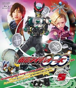 仮面ライダーOOO(オーズ)VOL.5【Blu-ray】