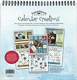 Karen Foster Design Scrapbook Blank Wall Calendar