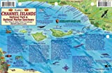Channel Islands National Park Map & Kelp Forest Creatures Guide Franko Maps Laminated Fish Card