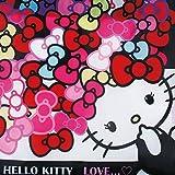 【 DEARISIMO ディアリッシモ 】 HELLO KITTY × DEARISIMO キティ エコバッグ ポーチ セット (6012)