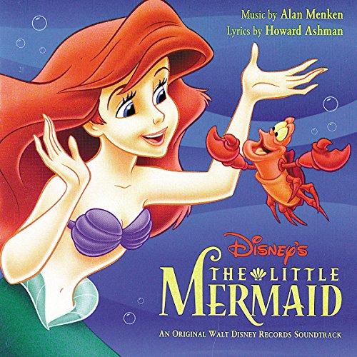 the little mermaid CD Covers