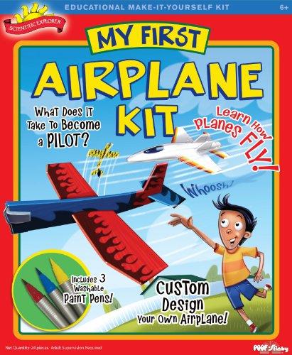 Scientific Explorer My First Airplane Kit