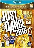 Just Dance 2016 Gold Edition - Wii U