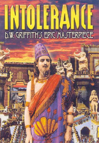 Intolerance [DVD] [2016] [Region 1] [US Import] [NTSC]
