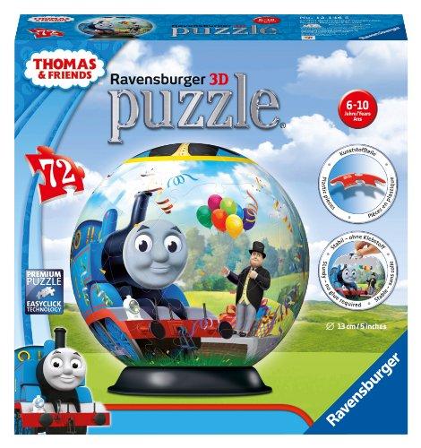 Thomas & Friends Birthday Surprise 3D Puzzle, 72-Piece - 1