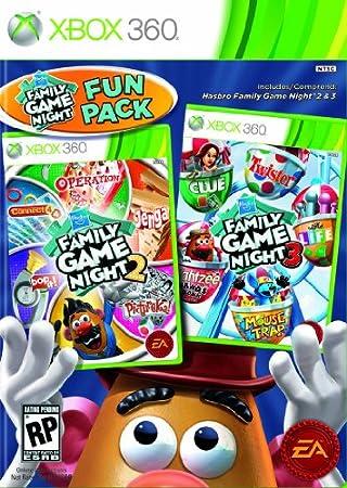 Hasbro Family Game Night Fun Pack