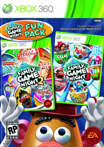 Hasbro Family Game Night Fun Pack - Xbox 360