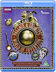 Wallace and Gromit's World of Invention [Blu-ray] [Region Free]