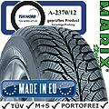 GANZJAHRESREIFEN MARIX 205/55 R16 91H Ecotrac Pkw / M + S / PORTOFREI / PKW Auto Winter Reifen Allwetter von MARIX - Reifen Onlineshop