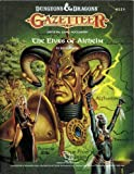 img - for The Elves of Alfheim (Dungeons & Dragons Fantasy Roleplaying, Gazetteer GAZ5, Bk+Map) book / textbook / text book