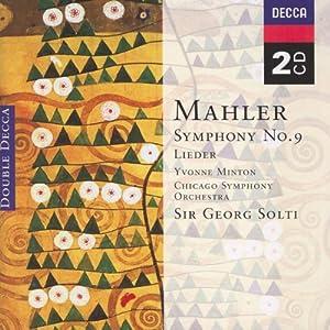 Mahler: Symphony No. 9 / Lieder