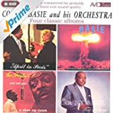 Four Classic Albums (April in Paris / King Of Swing / The Atomic Mr Basie / The Greatest - Count Basie Plays, Joe Williams Sings Standards)