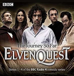 Elvenquest: The Journey So Far: Series 1,2,3 and 4 | [Anil Gupta, Richard Pinto]