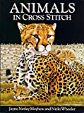 img - for Animals in Cross Stitch book / textbook / text book
