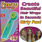 GreatIdeas⢠Fancy Hair Wrap - Create Fancy Hair Wraps in a Flash