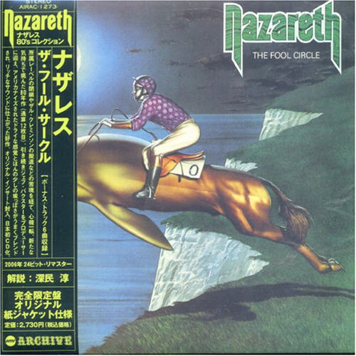 Nazareth - Fool Circle [UK Bonus Tracks] - Zortam Music
